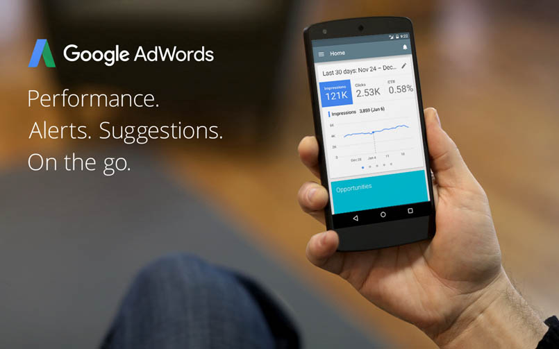 Finally An Update In Google Adwords App 1